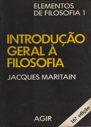 introduco-geral-filosofia-jacques-maritain