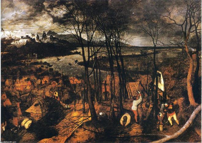 Pieter-Bruegel-The-Elder-The-Gloomy-Day