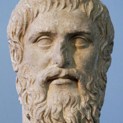 Platão busto