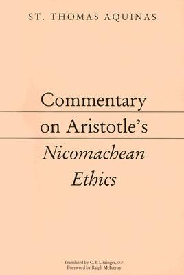 Commentary on Aristotle Nicomachean Ethics