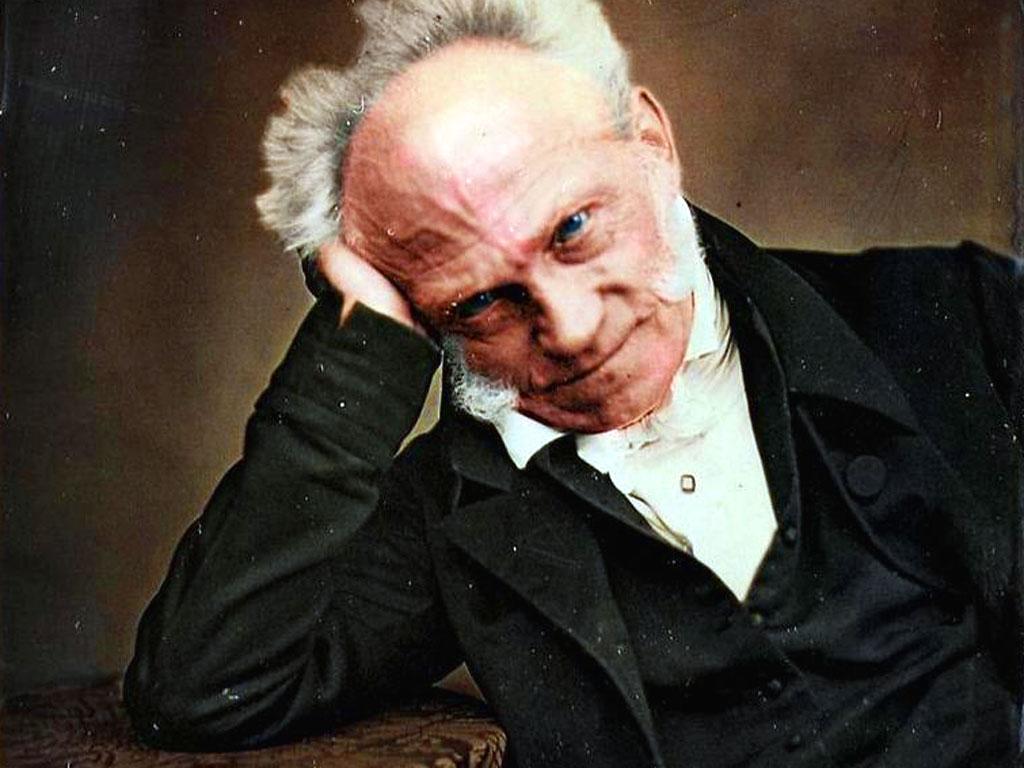 Resultado de imagem para schopenhauer
